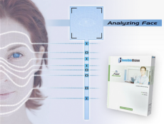 Facial Scanning Image