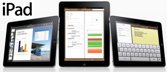 Post image for iPad Apps for Business Impact