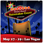 Jigsaw rainmaker Convention Image