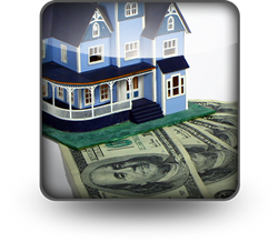 House with Money graphic