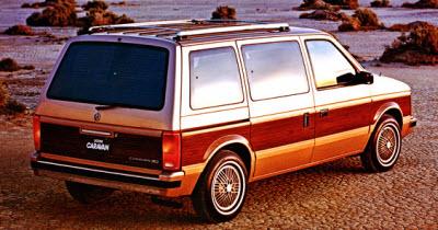 Minivan 1984