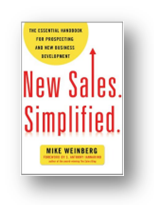 New Sales Simplified book cover