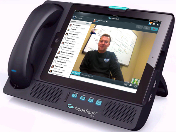 Linkedin Gets Video Conferencing For Ipad With Hookflash