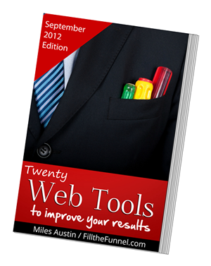 Twenty Web Tools eBook