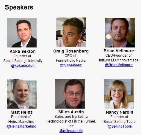 31 tools speakers