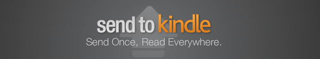 send to kindle graphic