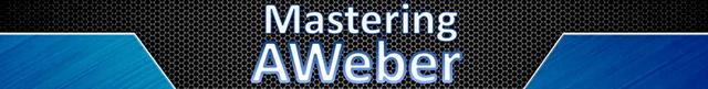 Mastering AWeber Course Header