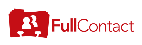 FullContact Logo, business cards