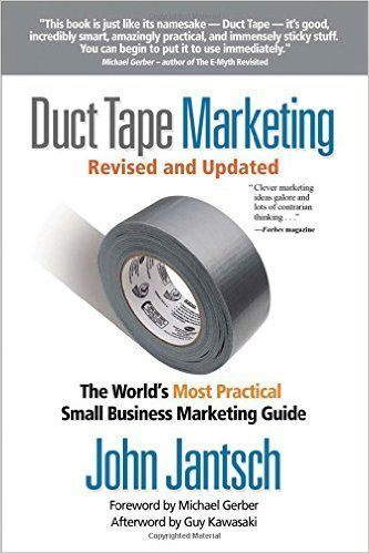 John Jantsch Duct Tape Marketing Cover