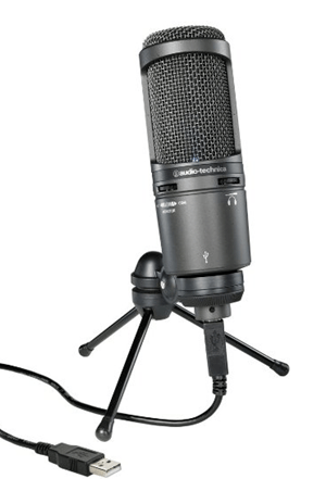 AT 2020 Microphone for Video