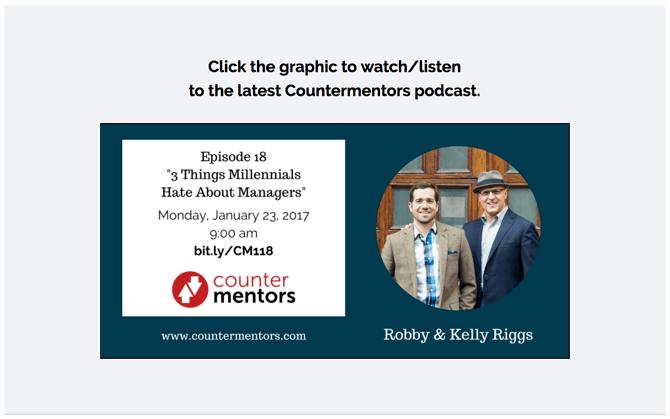 Counter Mentors