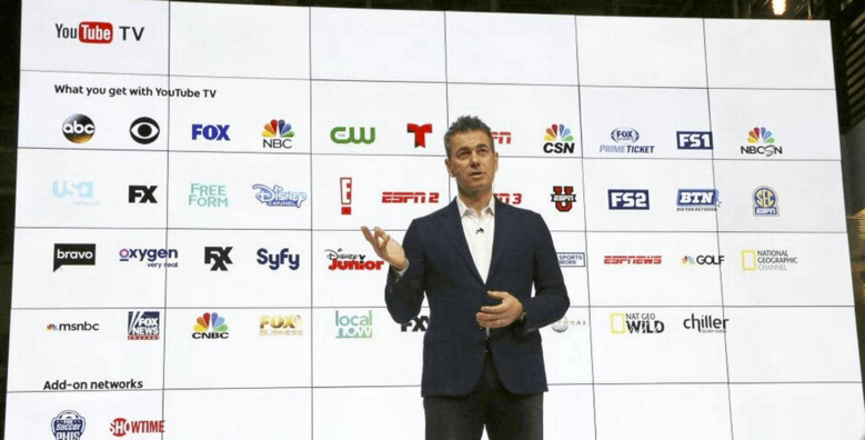 Google Launches TV Service