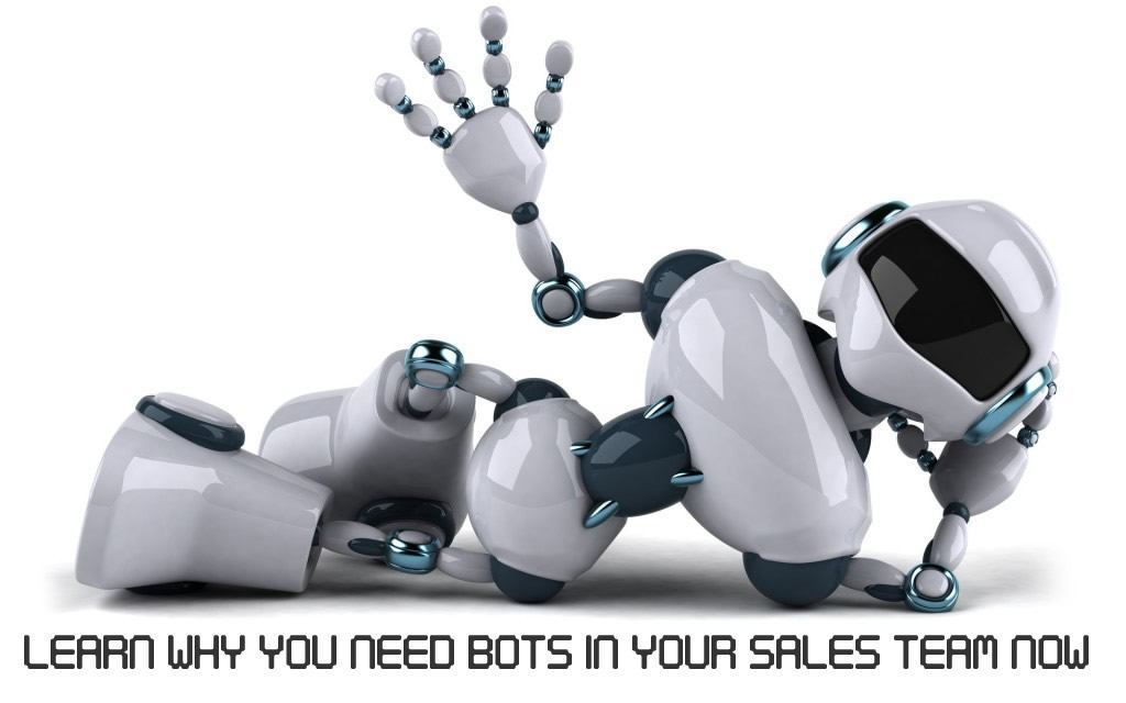 Why you need bots