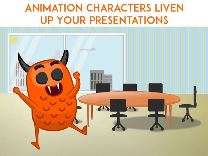 Monster Animation
